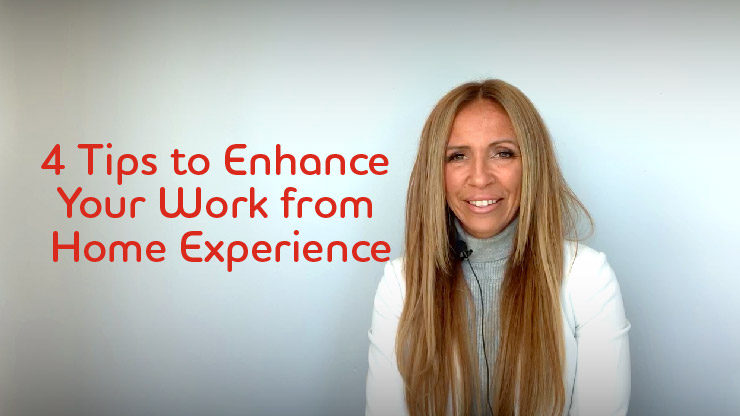 TAG Expert Talk: 4 Tips to Enhance Your Work from Home Experience