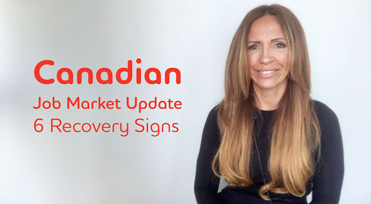 TAG expert talk: Canadian Job Market Update: 6 Recovery Signs