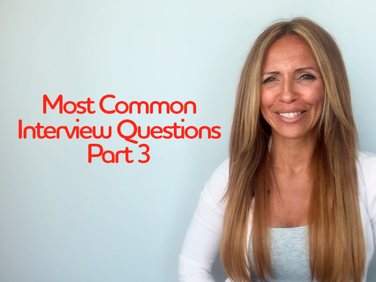 TAG expert talk: Most Common Interview Questions Part 3